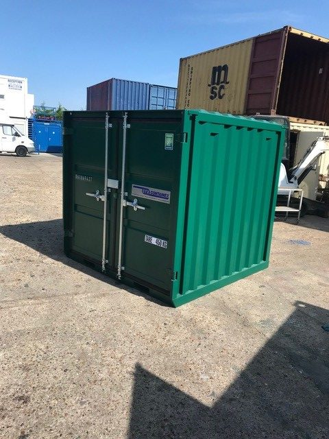 6' New Storage container